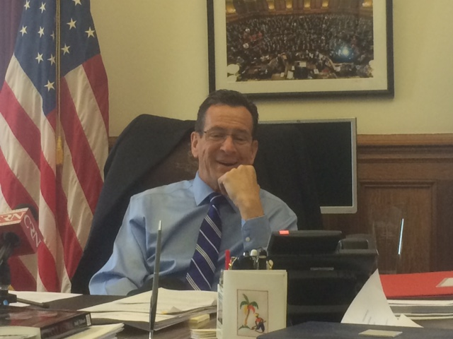 Malloy's message: Forget raising taxes, restoring cuts