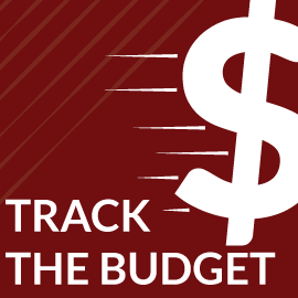 Track the budget: Taxes and fees