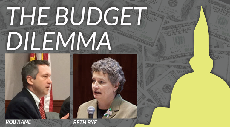 As legislators struggle with human services cuts, are tax hikes coming?
