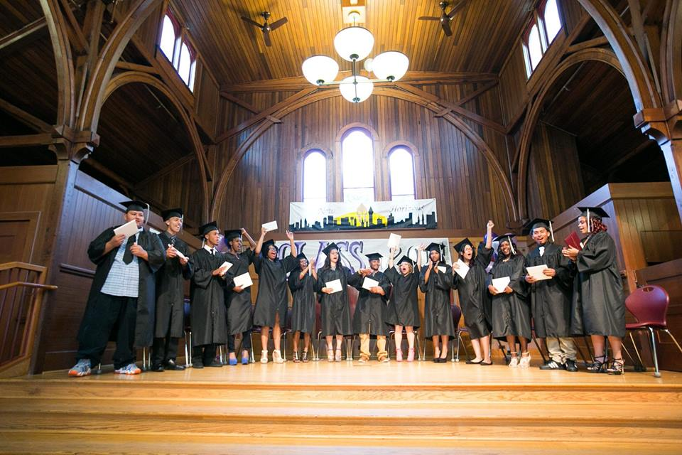 Connecticut's 'graduation gap' is big — but shrinking