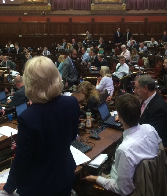 House sends variable electric rate ban to Malloy