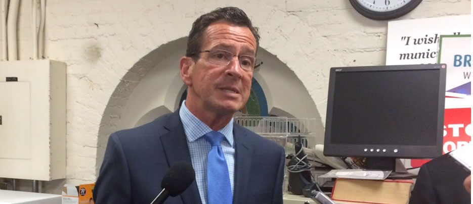 Malloy's divisive tactics are those of a demagogue