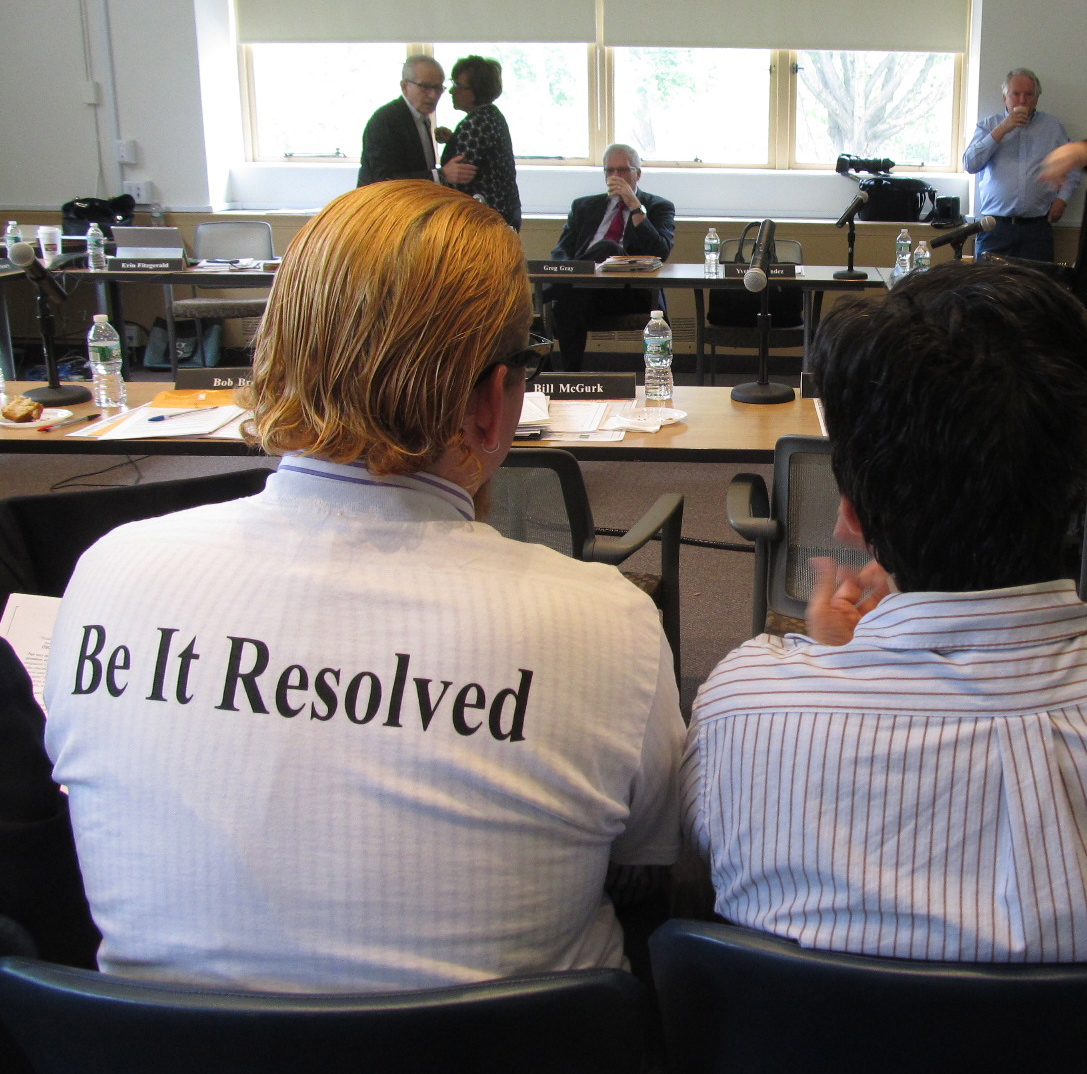 CSCU regents respond to faculty discontent