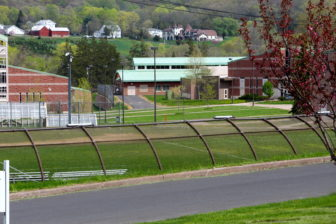 The Connecticut Juvenile Training School in Middletown, a locked jail for young males that break the law.
