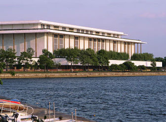 The Kennedy Center for the Performing Arts, of which Rep. Rosa DeLauro is a board member.