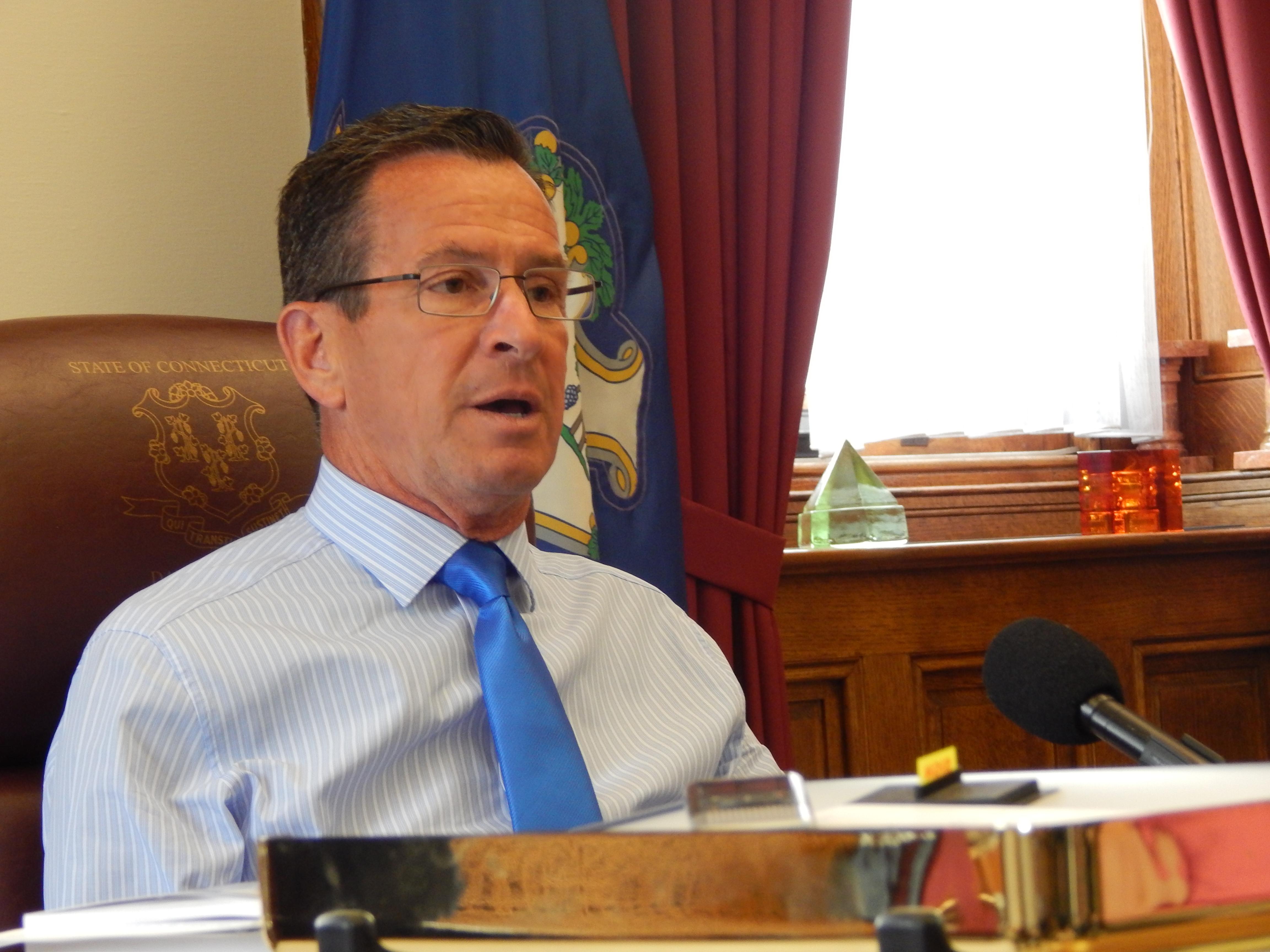 Malloy releases agency-by-agency breakdown of budget cuts