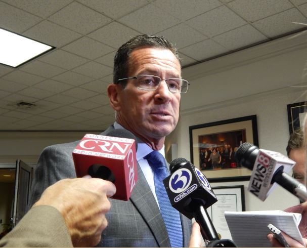 Malloy says there is 'consensus' on tax hike rollbacks