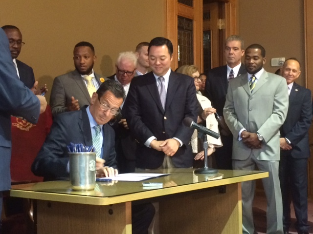 Connecticut joins national trend on sentencing reforms