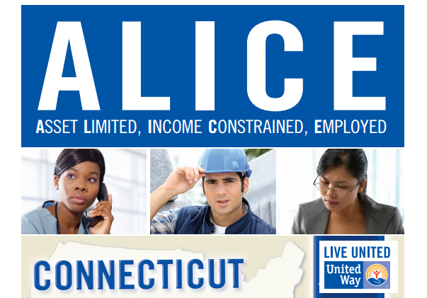 In Connecticut, ALICE continues to struggle