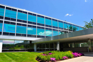 Cigna headquarters in Bloomfield