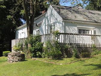 Founders' Cottage respite center in Norwalk