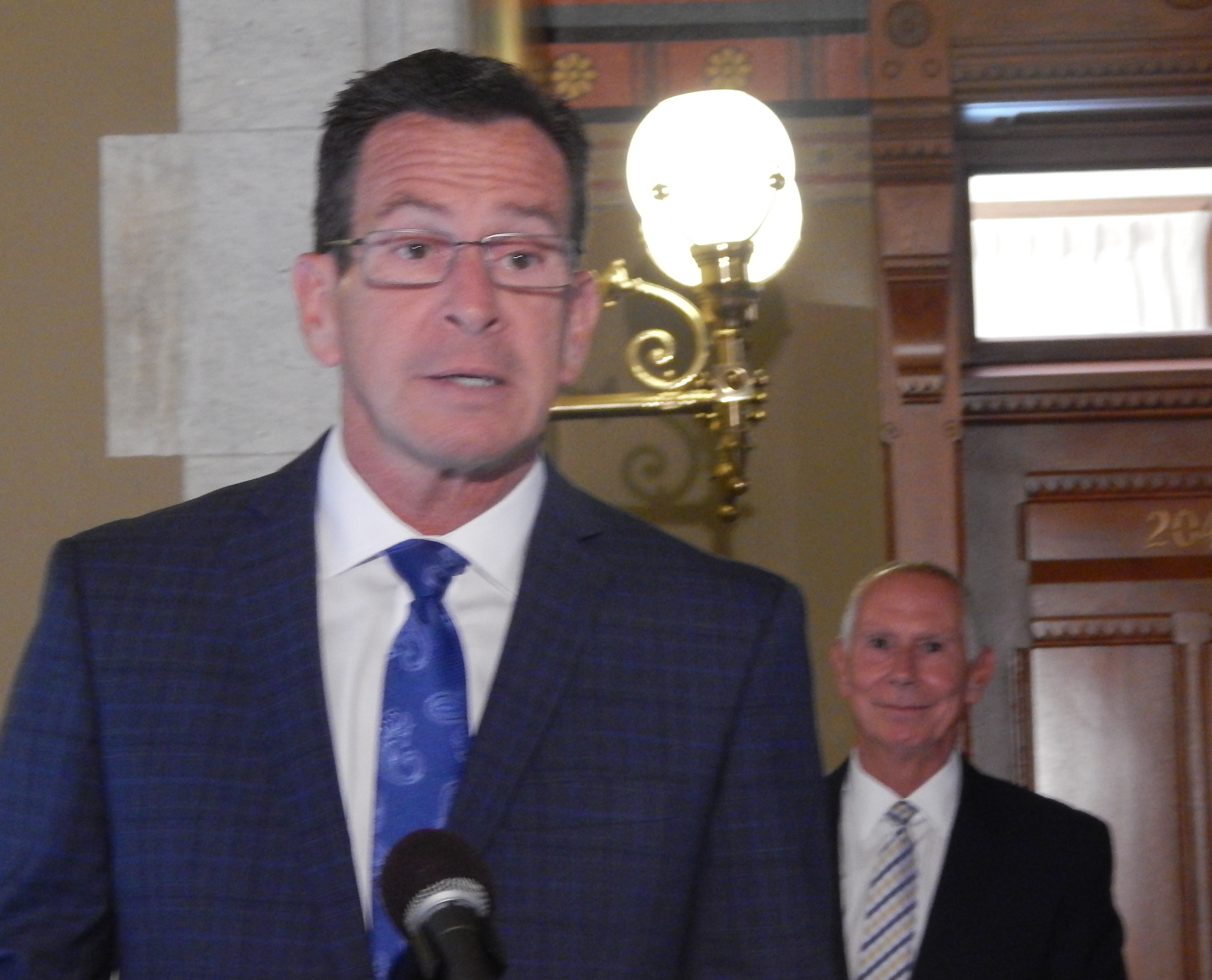Malloy: CT made pitch to keep GE