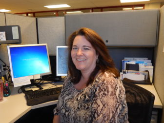 This is a photo of ConnectiCare senior care manager Kim Green
