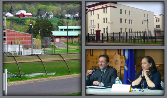 Juvenile incarceration in Connecticut: A tale of two agencies