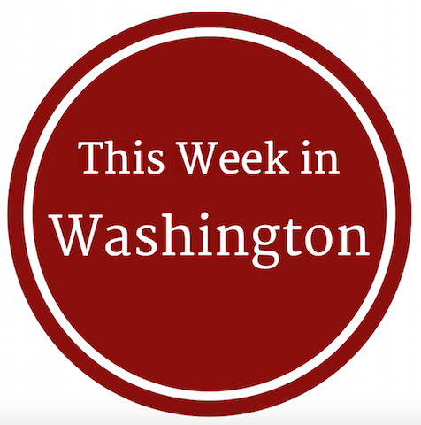 Short week for Congress yields defense funding, railroad revival