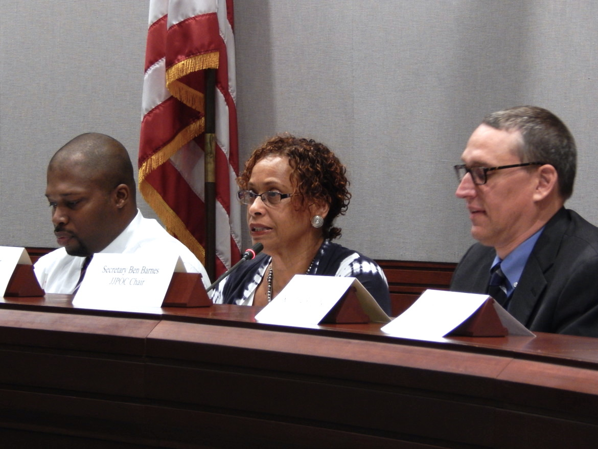Panel probes future of CT's juvenile jails