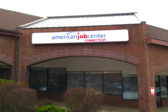 The Connecticut Department of Labor job center in Willimantic is among three facing closure.