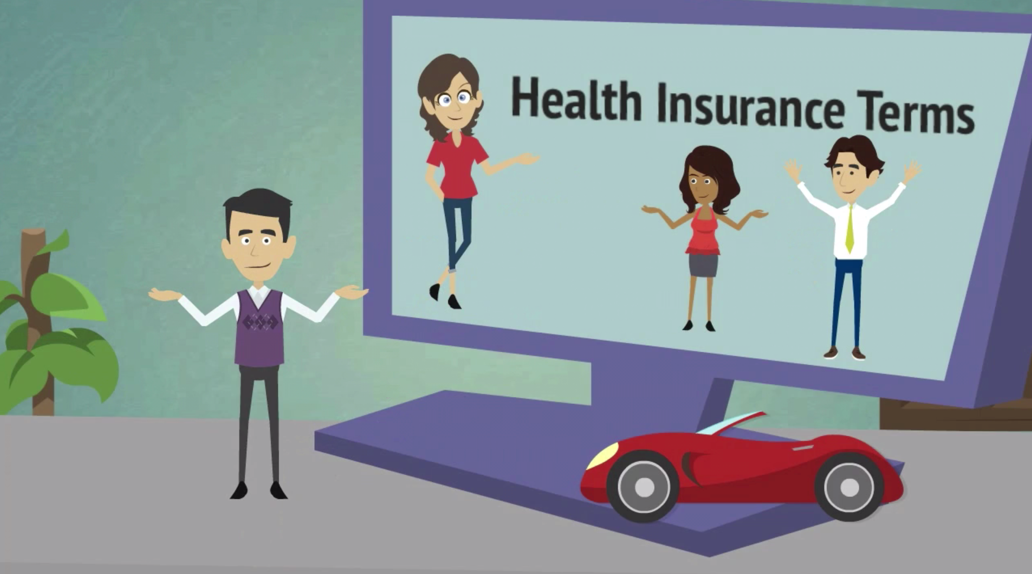 Having health insurance is one thing, understanding it another