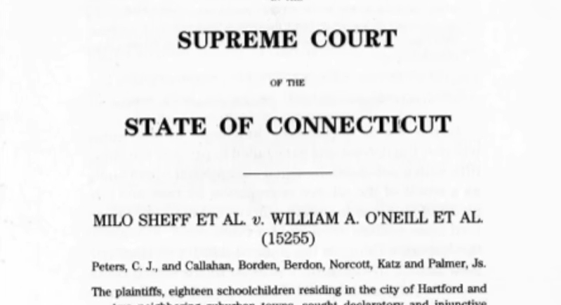 Six reasons not to 'end' the Sheff desegregation case