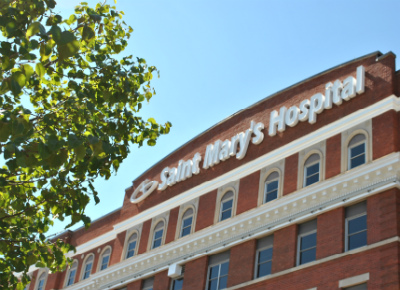 St. Mary's Hospital to join national chain, St. Francis