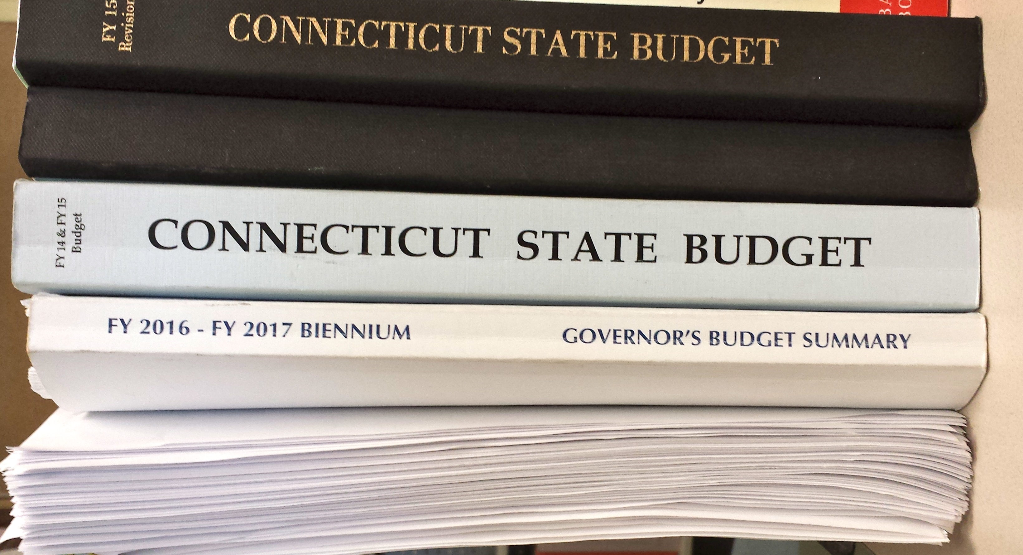 New CT budget is $2.1 B in the red, but all may not be gloom and doom