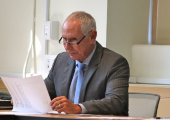 Mark Ojakian, president of Connecticut State Colleges and Universities.
