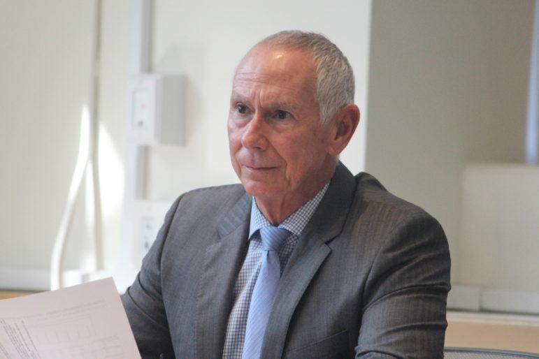 CSCU President Mark Ojakian