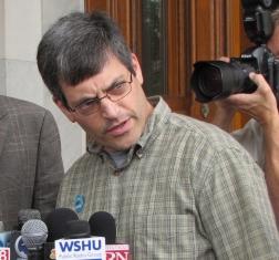 AFSCME Council 4 spokesman Larry Dorman