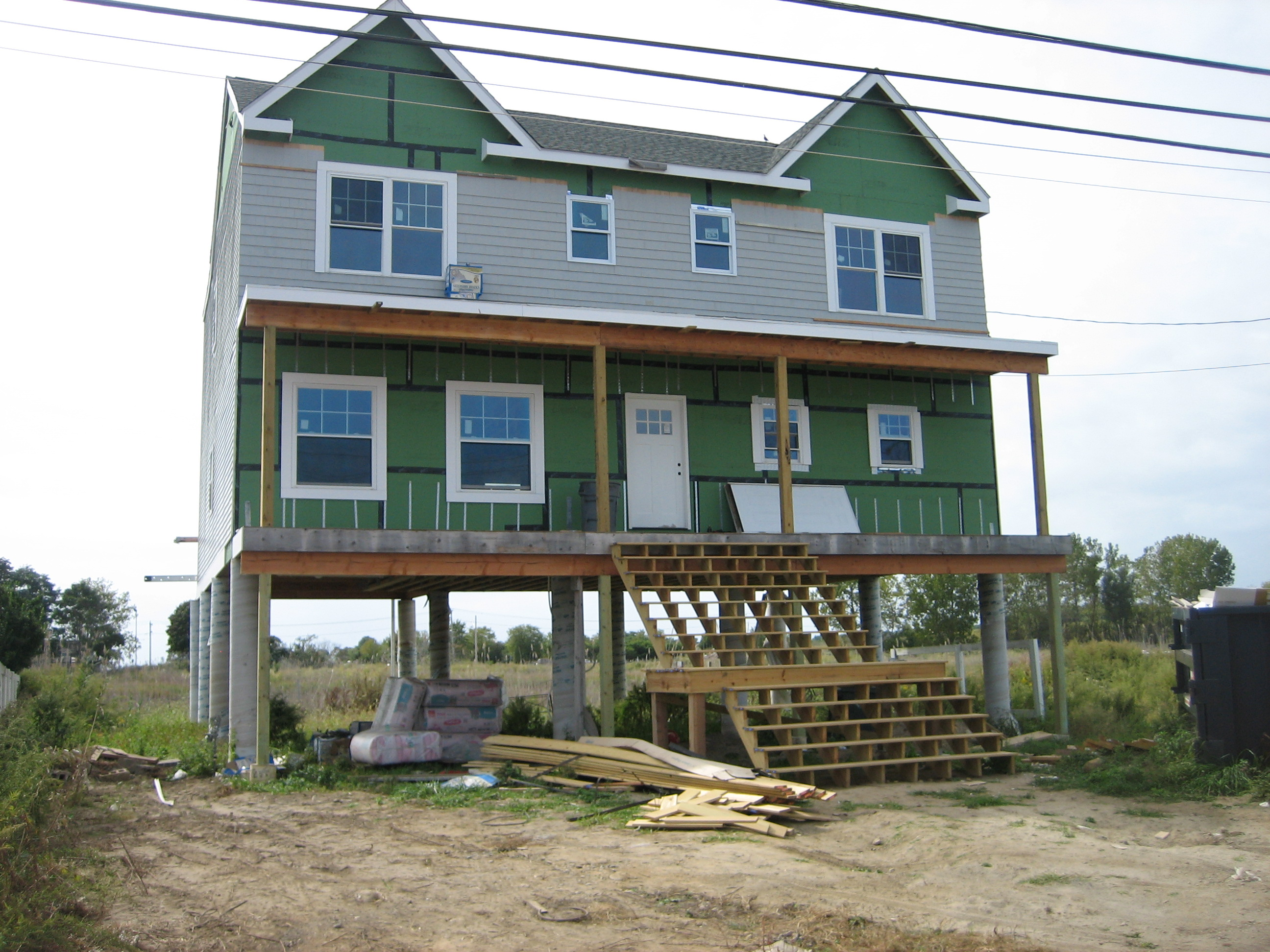 CT's repeat flood damage dilemma: move out or rebuild?