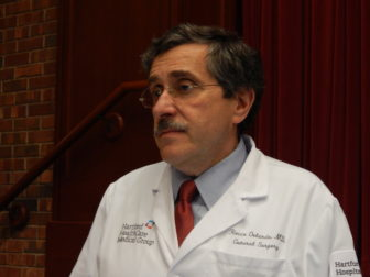 This is a picture of Dr. Rocco Orlando