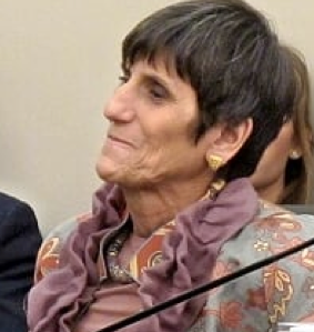 DeLauro visits Afghanistan after a stay in Italy
