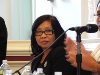 This is a picture of Theanvy Kuoch, executive director of Khmer Health Advocates.