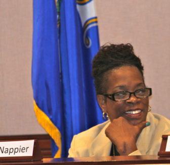 State Treasurer Denise Nappier