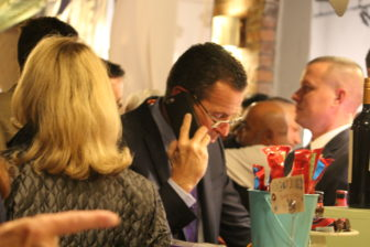 Gov. Malloy calls winners in various municipal races to congratulate them.