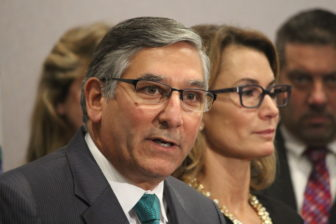 Senate Minority Leader Len Fasano shares details about the Republicans proposed budget cuts.