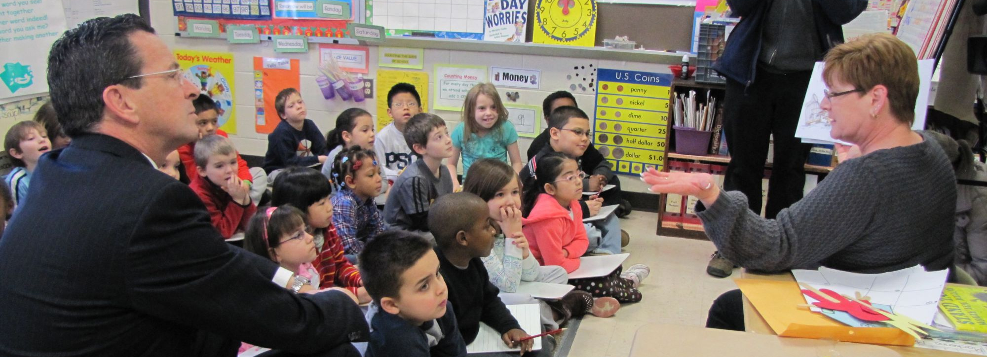Achievement gap starts early, so CT's pre-K must, too.