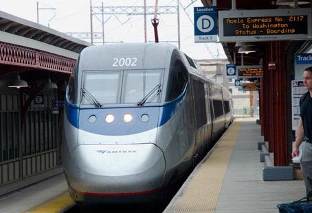 Senate would allow Amtrak to keep profits in Northeast Corridor
