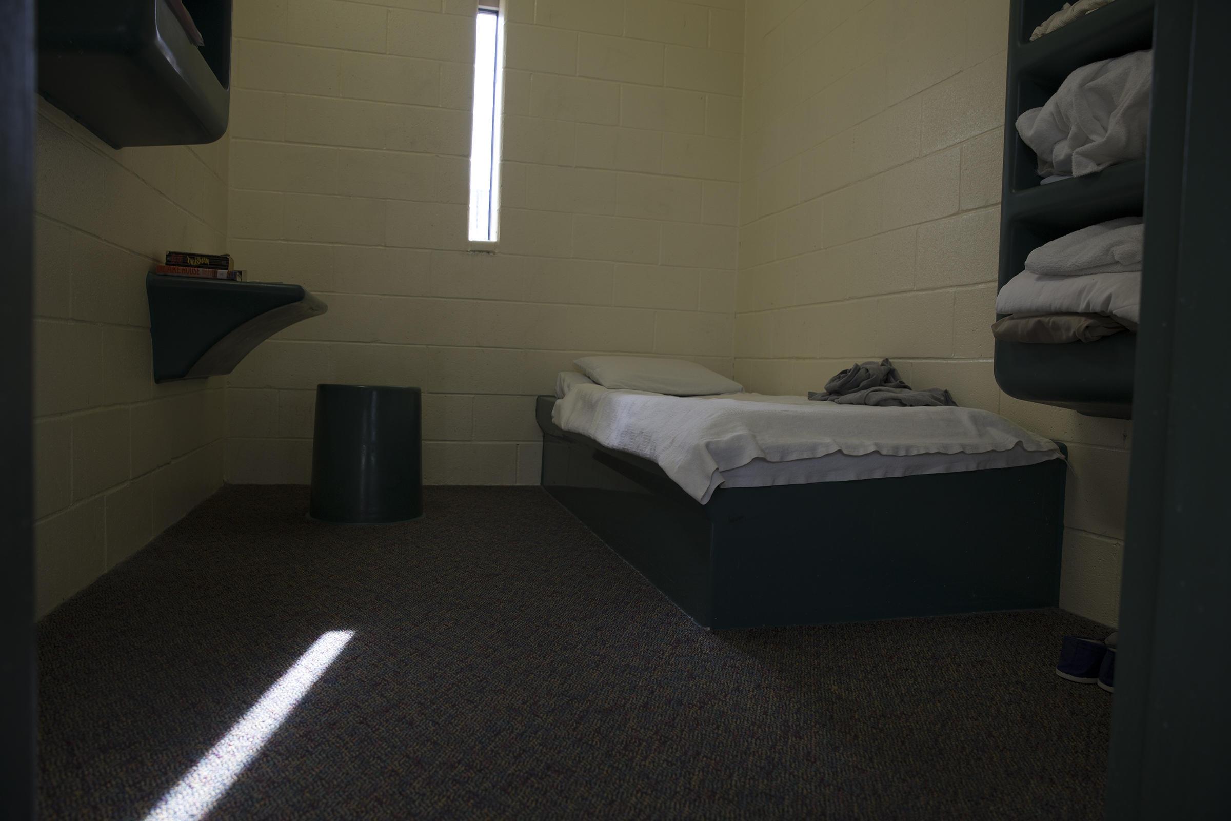 Inside the embattled Connecticut Juvenile Training School