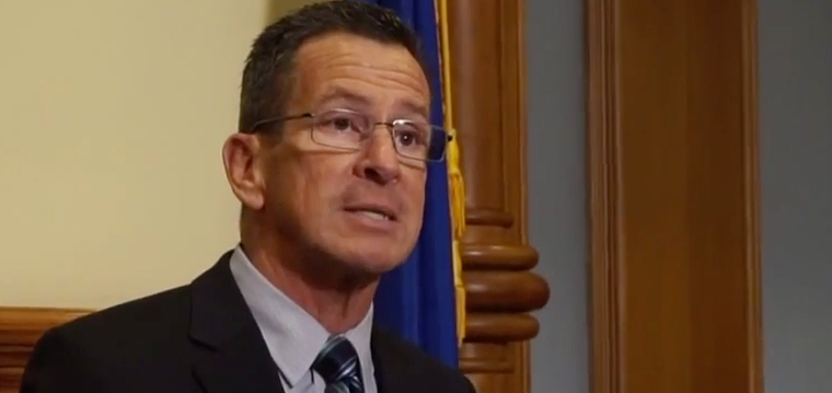 Malloy gun proposal NOT about terrorism