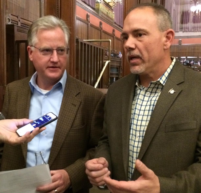 Democrats' deficit plan going to the legislature Tuesday