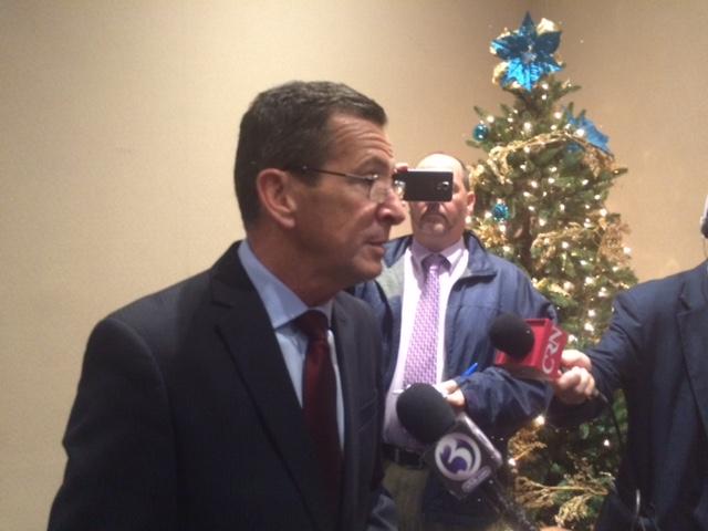 Malloy says 'lockbox' opponents run risk in 2016