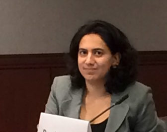 State Tax Panel member Anika Singh Lemar, a clinical associate professor at Yale Law School