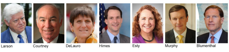 Congressional lineup 1