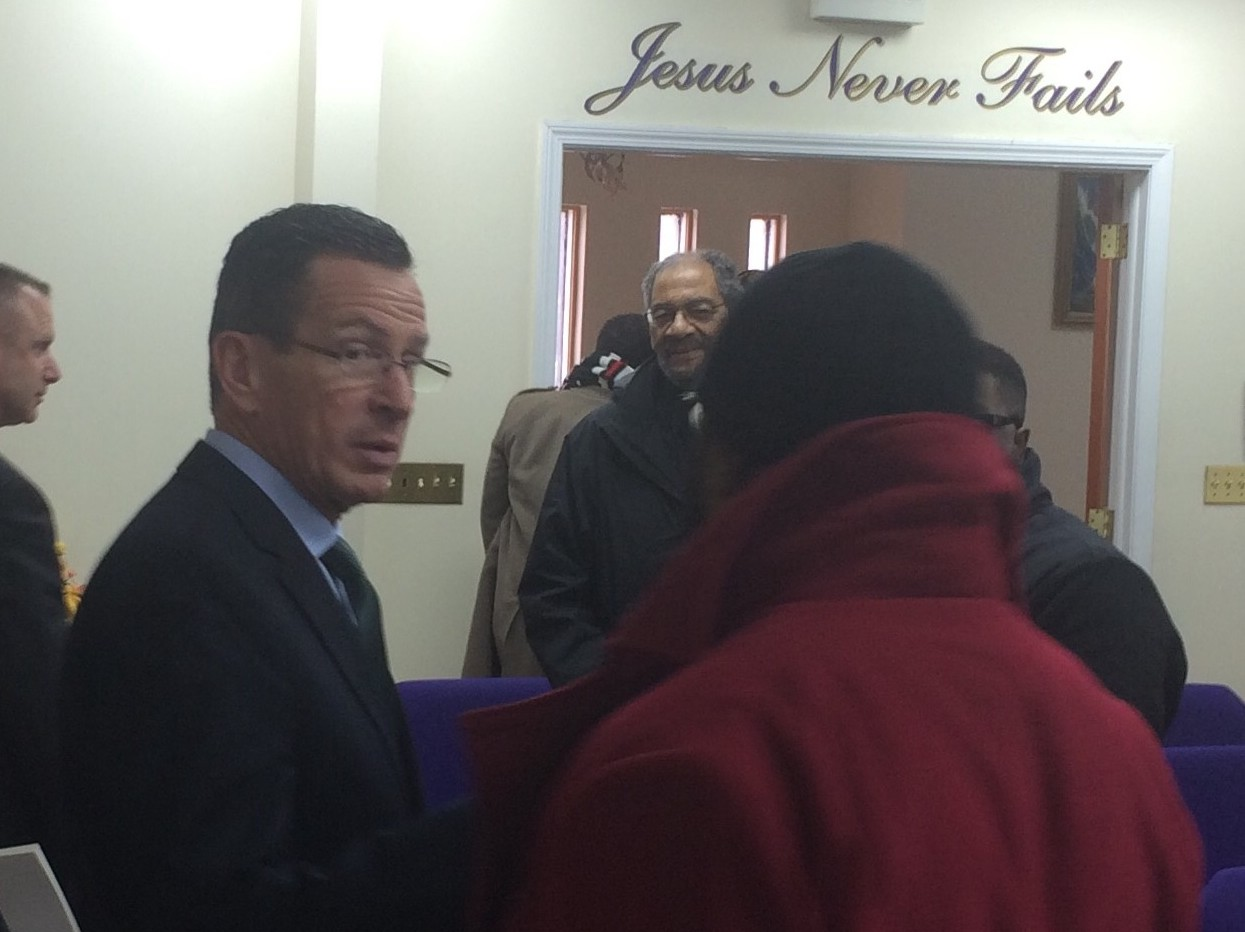 Malloy dubs bail, sentencing reforms as 'Second Chance 2.0'