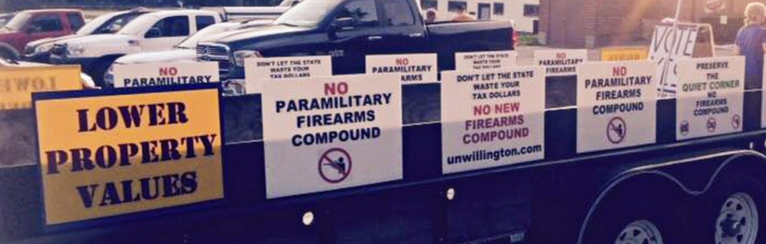 Resident: Willington unwilling to host CT State Police firearms compound