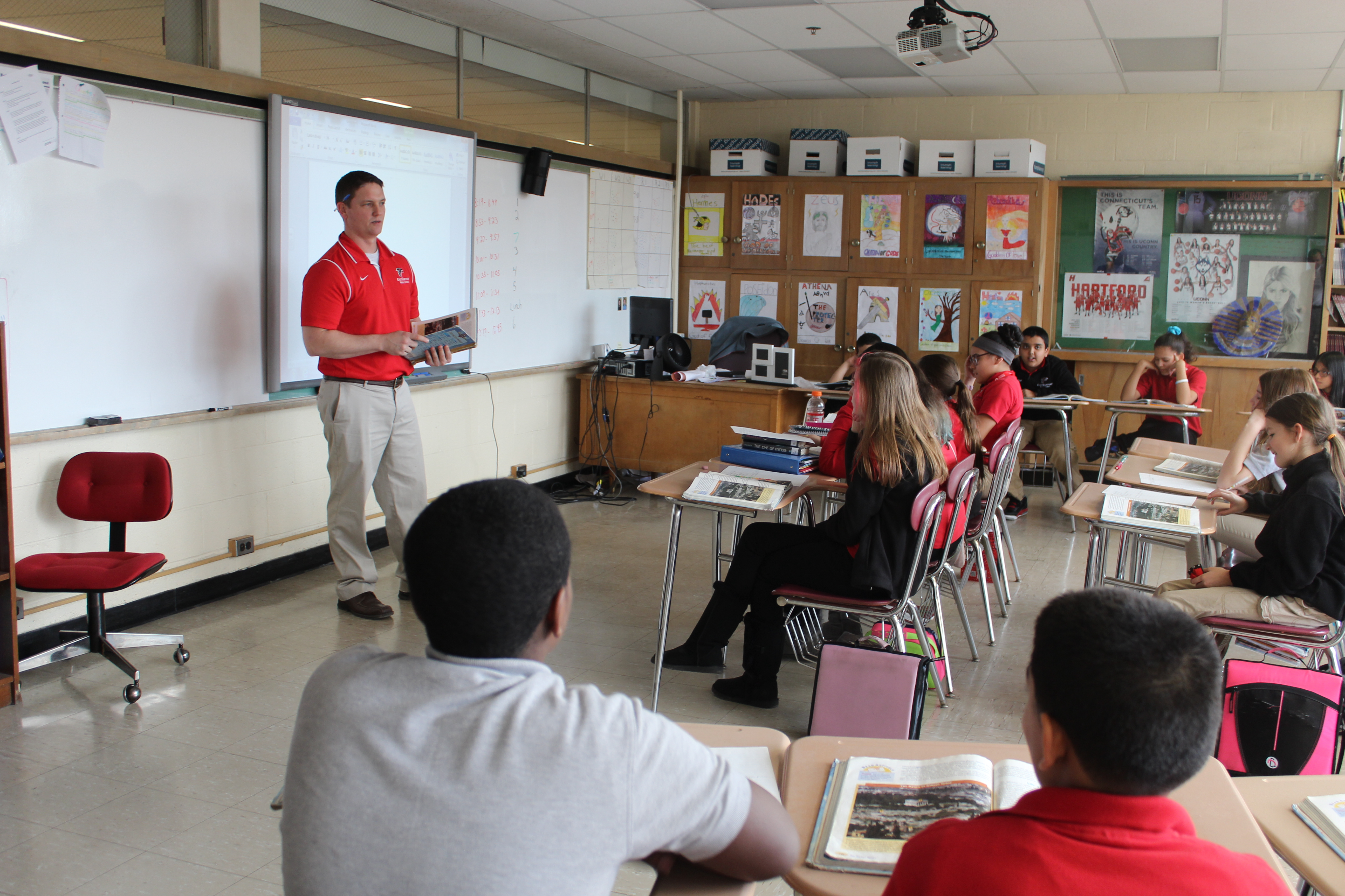 CT teacher evaluations headed for an overhaul