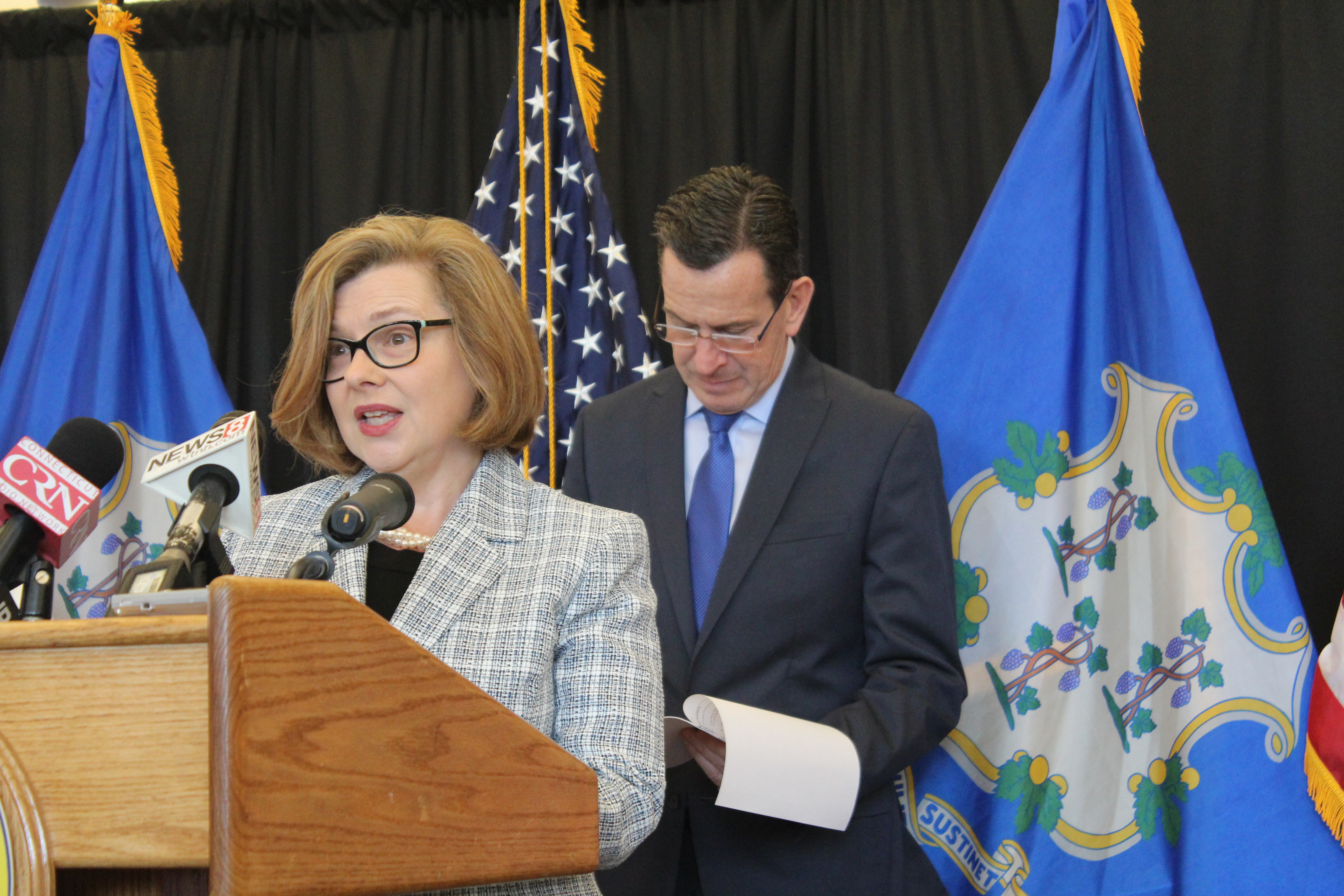 Malloy stays the course on reforms teachers' unions detest