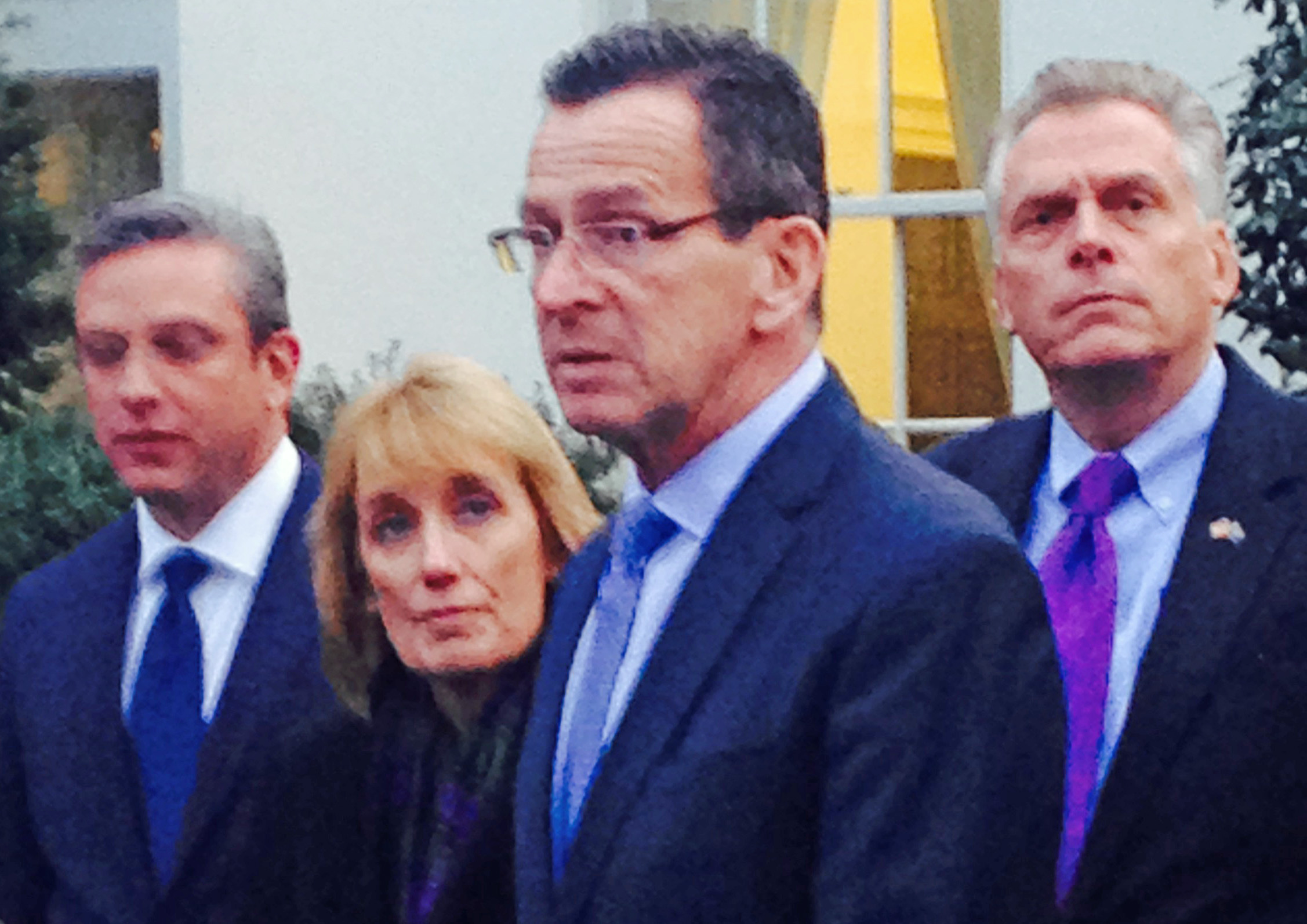 Malloy accuses GOP senators of 'terrible lies'
