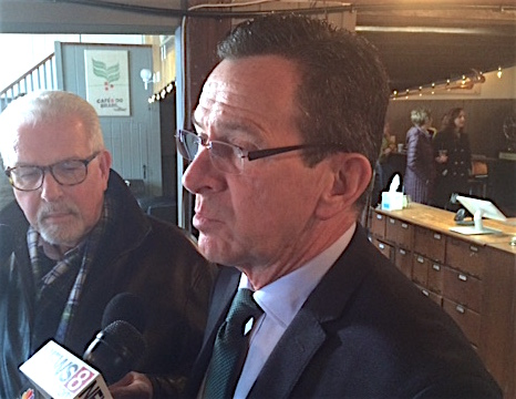 Malloy: Speed DMV lines by shedding 'collection agency' role