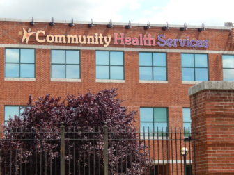 This is a picture of Community Health Services, a community health center in Hartford.